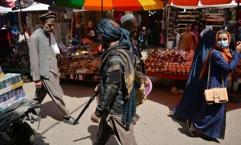 Food in Afghanistan could run out this month
