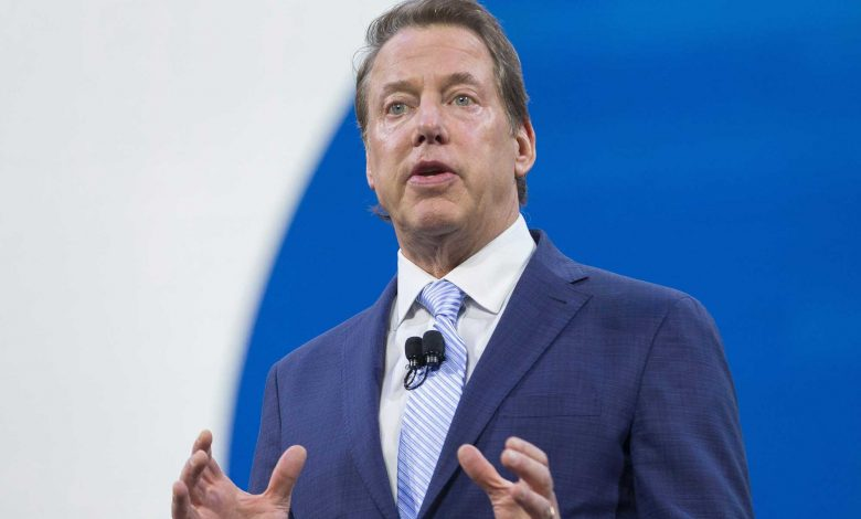 Ford Chairman Bill Ford's vision of a greener auto industry is finally on the horizon
