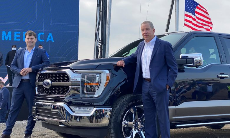 Ford Motor Chair Bill Ford on automaker's stock rally, SPACs and investors