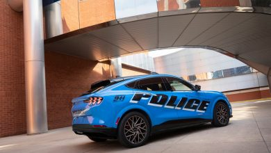 Ford submitting 2021 Mustang Mach-E to Michigan police-car trials     - Roadshow