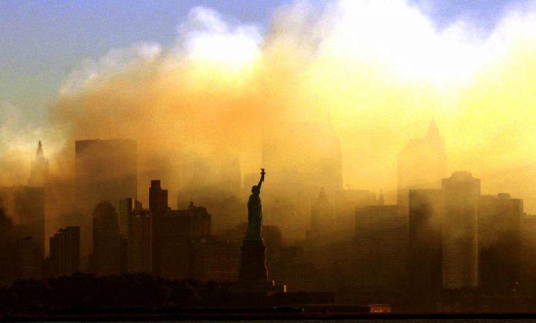 From 9/11's ashes, a new world took shape. It did not last.