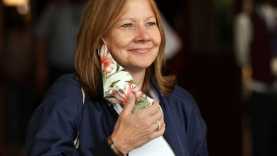 GM's Mary Barra defends slow start to electric-vehicle push