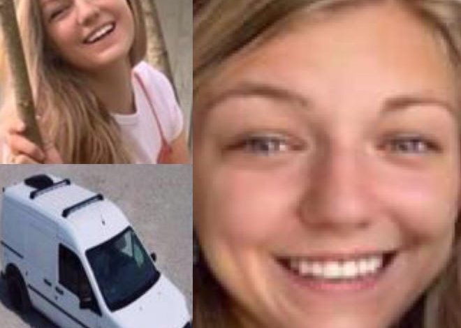 Gabrielle Petito, 22, was reported missing Saturday by her family in New York after they hadn't heard from her in two weeks. Petito was on a cross country trip in a van with her boyfriend.