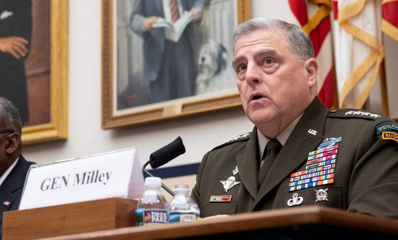 Gen Milley secretly called China amid fear Trump could start nuclear war