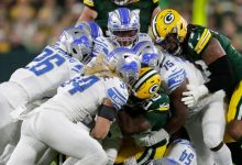 Green Bay Packers release Jace Sternberger, a 2019 third-round pick
