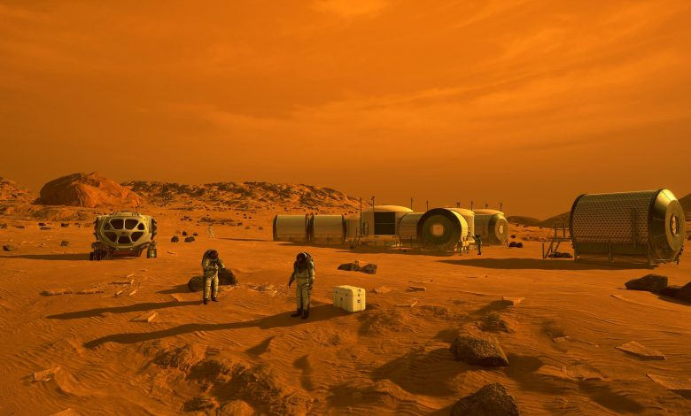 Greenhouses Probably Won't Work for Growing Crops on Mars Because of Cosmic Radiation