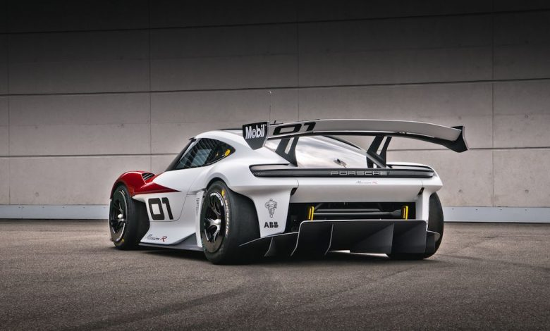 How Porsche is inventing a future for electric GT racing