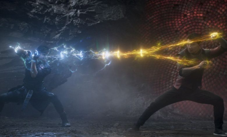 How Shang-Chi's fighting style changes in the new Marvel movie's ending