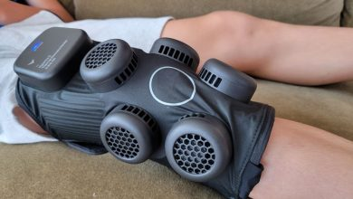 Hyperice X: This high-tech cold and heat pack for your knees might blow your mind
