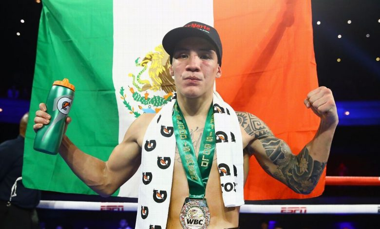 'I'm not a cheater. Never have been. Never needed it': Oscar Valdez tells all