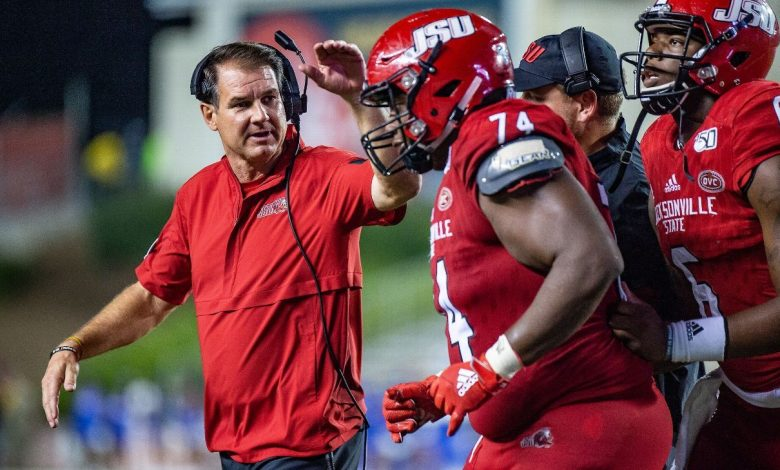 Inside Jacksonville State football's whirlwind schedule -- Three seasons, one year and a 122-day break