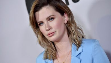 Ireland Baldwin poses in bikini and shares message about self-love:'Embracing my cellulite, stretch marks, curves'
