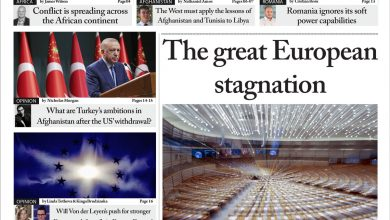 Issue 1404: The great European stagnation (Digital Edition)