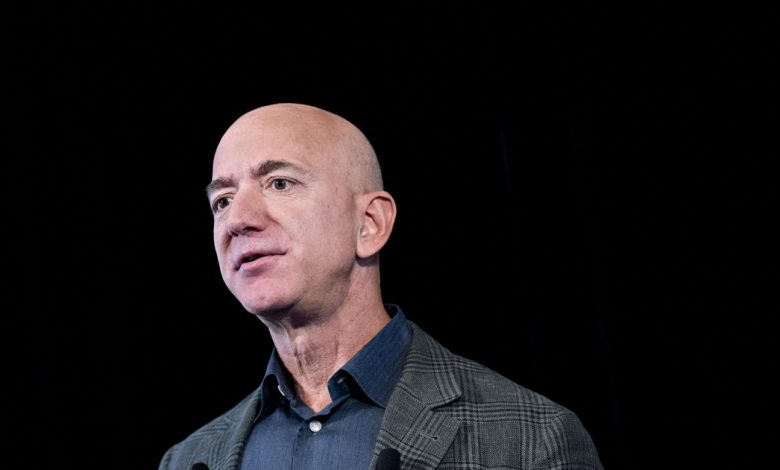 Jeff Bezos to dole out $203.7M in grants this year as part of Earth Fund