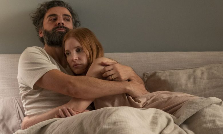 Jessica Chastain, Oscar Isaac do battle in HBO's raw Scenes from a Marriage