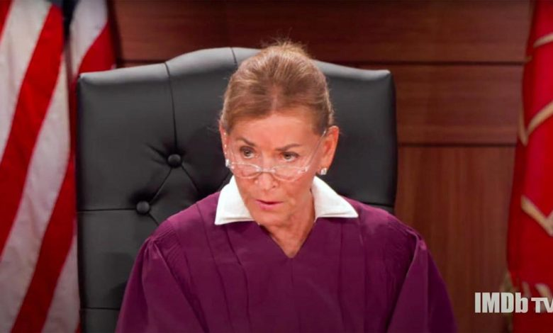 Judge Judy returns to devour litigants in first Judy Justice preview