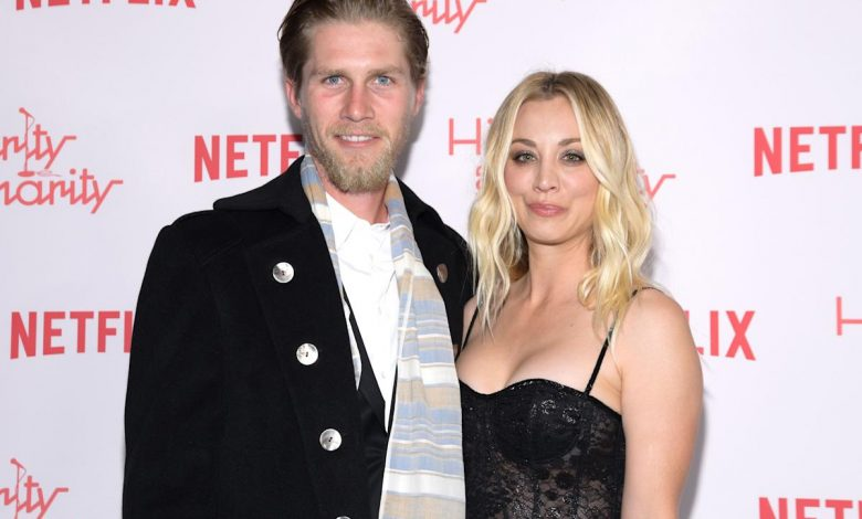 Kaley Cuoco, Karl Cook break up after 3 years of marriage