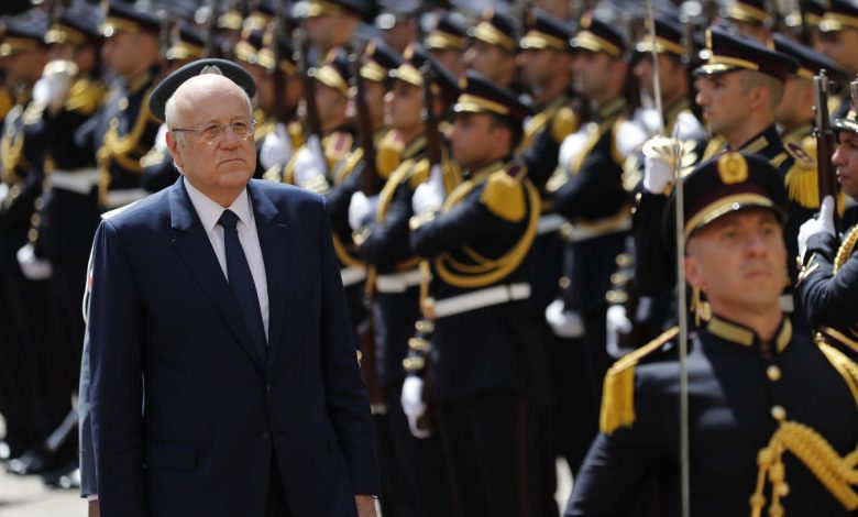 Lebanese president wants to resume bailout talks with IMF