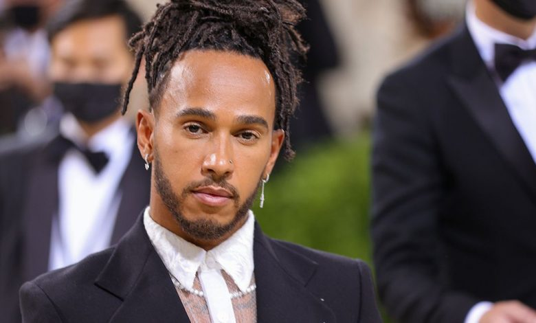 Lewis Hamilton bought a Met Gala table for emerging Black fashion designers
