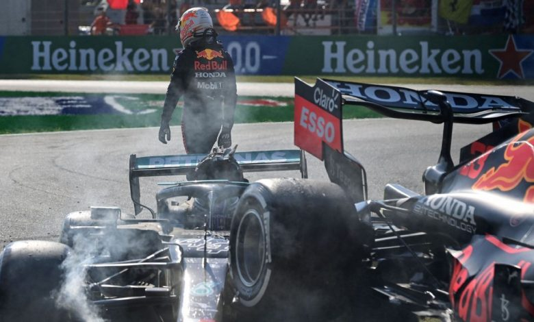 Lewis Hamilton says halo saved his life, surprised Max Verstappen didn't check on him