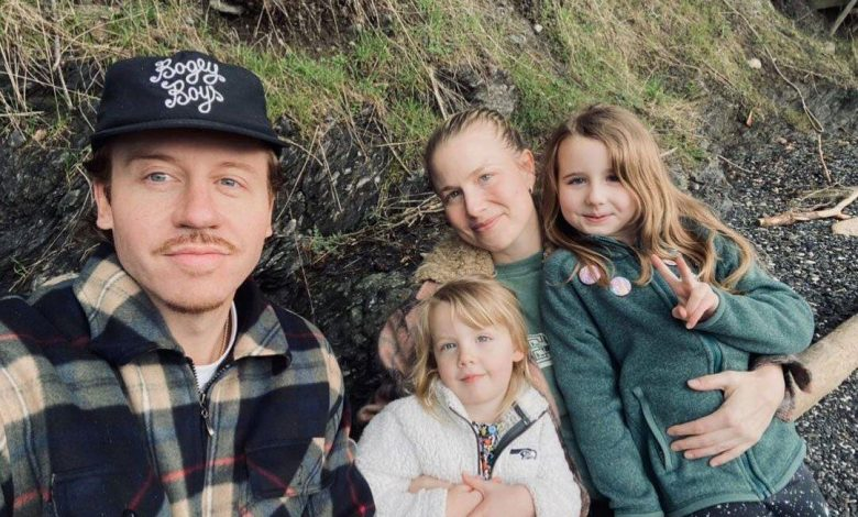 Macklemore and Wife Tricia Davis Welcome 'Beautiful' Third Baby, Son Hugo: He's 'Rooted & Calm'