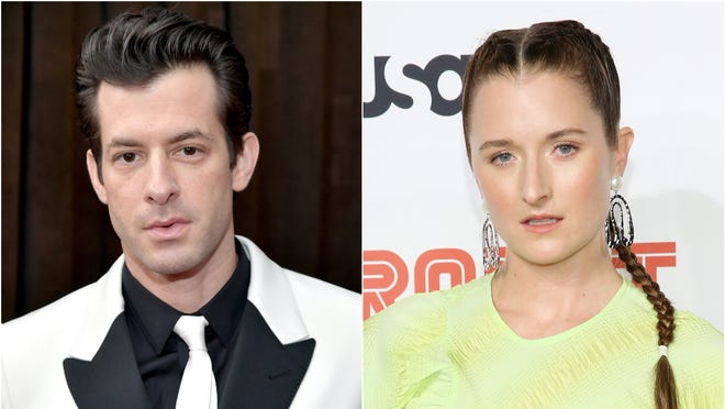 Mark Ronson confirms he wed Grace Gummer in sweet tribute