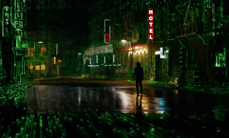 Matrix Resurrections first trailer reunites Neo and Trinity after 18 years