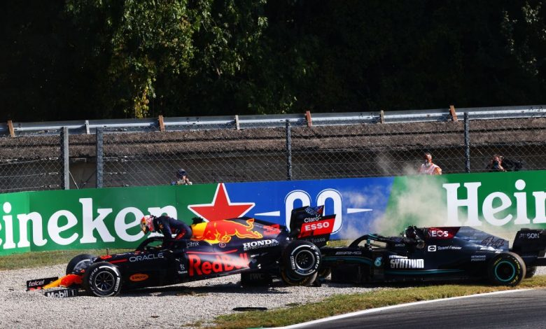 Max Verstappen could have avoided Monza collision