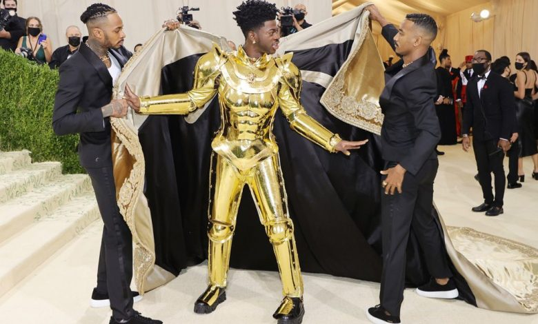 Met Gala 2021 red carpet: Standout looks from Lil Nas X, Billie Eilish, AOC and more