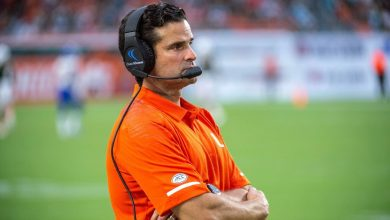 Miami coach Manny Diaz defends administration's commitment to football after criticism