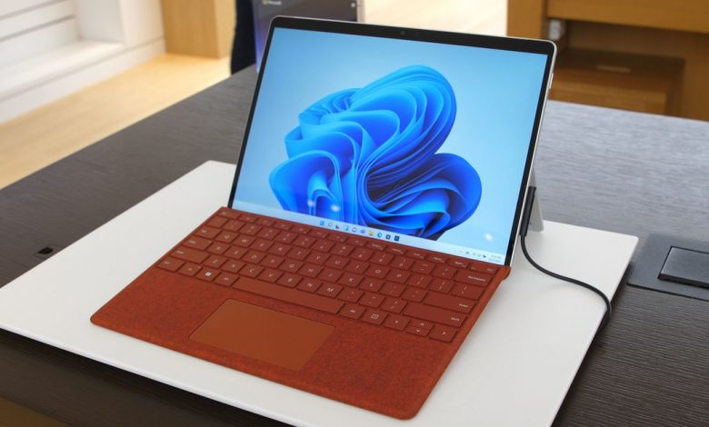 Microsoft Surface Pro 8: Larger, faster and still doesn't come with the keyboard