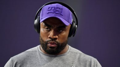 Minnesota Vikings DE Everson Griffen in concussion protocol after car accident