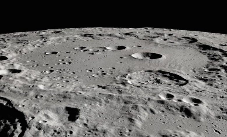 Moon's magma ocean was likely bombarded by asteroids, scientists say