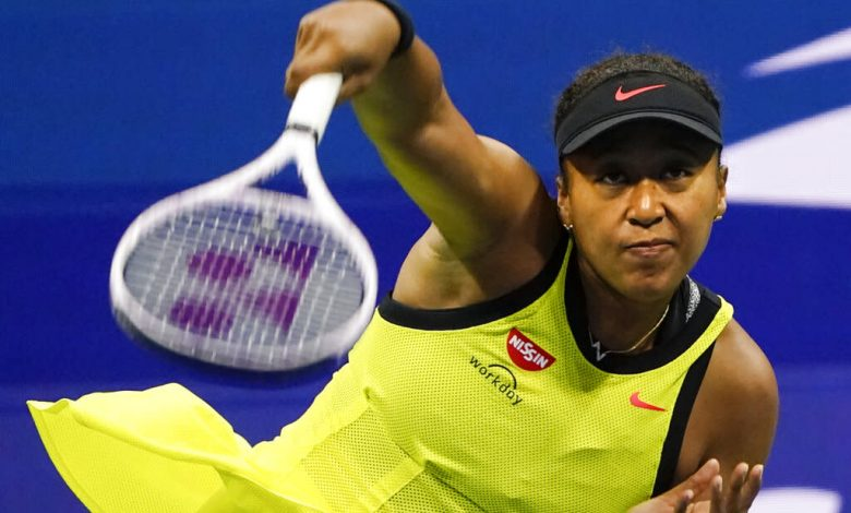 Naomi Osaka Out At U.S. Open, Loses Her Composure And Match
