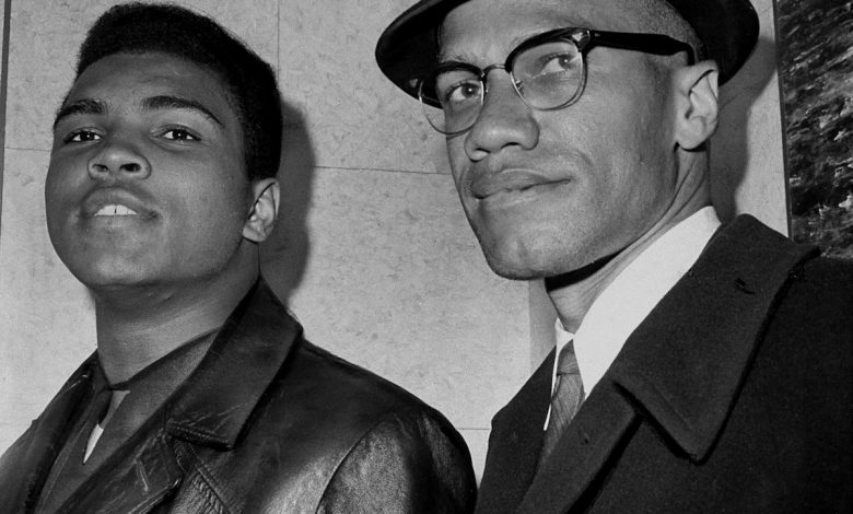 Netflix doc traces Malcolm X and Muhammad Ali's friendship, fallout
