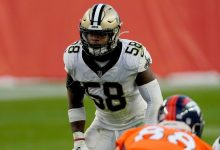 New Orleans Saints place Marcus Davenport, Kwon Alexander on IR; 7 coaches out vs. Panthers for COVID-19 protocols