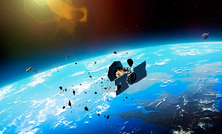 New Research Center To Tackle Space Junk Traffic Dangers