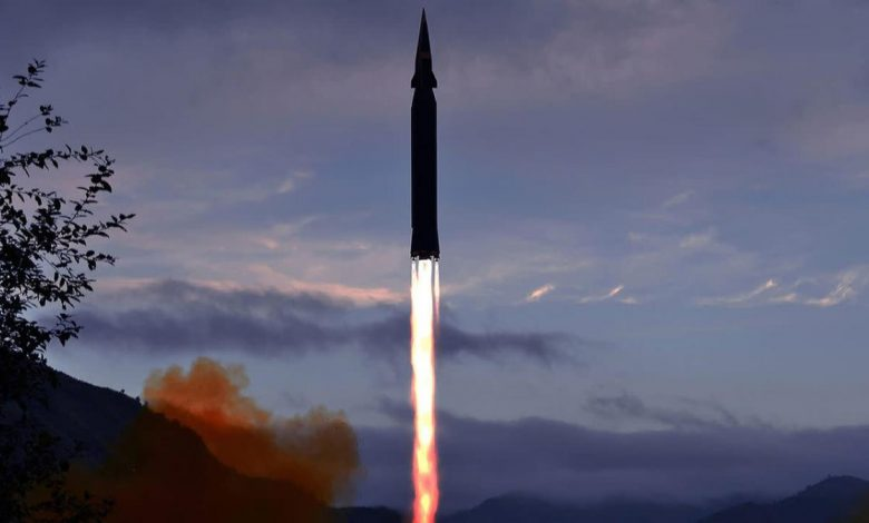 North Korea claims it tested hypersonic missile