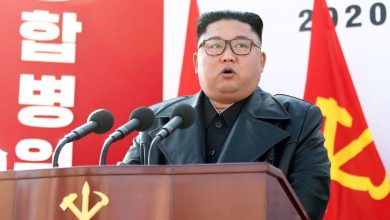"""North Korea launched """"unidentified projectile"""" into the sea"""