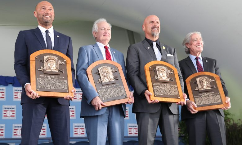 On HOF Inductions: Grandpa for a Minute