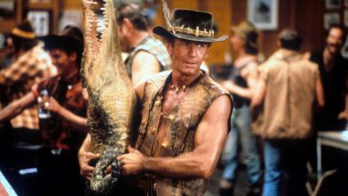 Paul Hogan reflects on 35 years of being called Crocodile Dundee