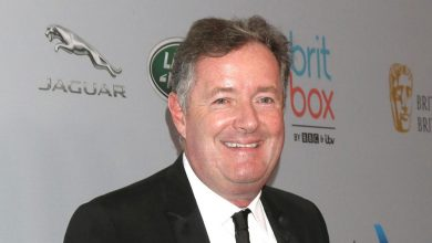 Piers Morgan Signs Television Show and Newspaper Column Deal With News Corp