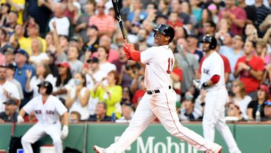 Rafael Devers is Struggling with Fastballs