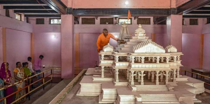 Ram temple foundation to be ready by October, 'garbhagriha' by December 2023: VHP