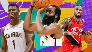 Ranking the best players for 2021-22, from 25 to 6