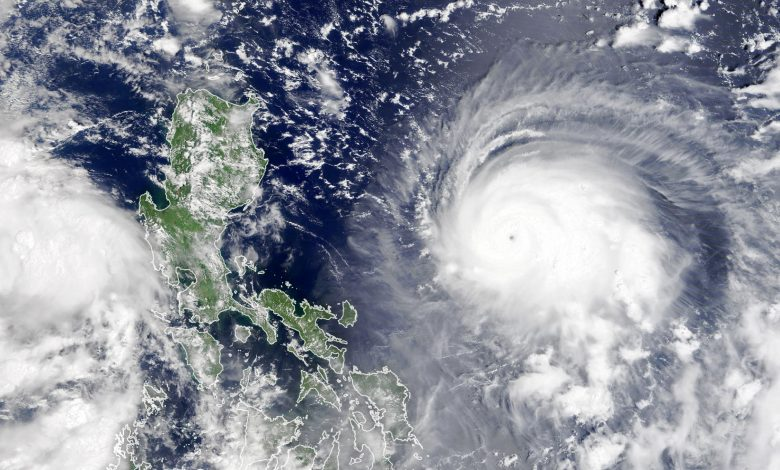 Rapid Intensification for Super Typhoon Chanthu