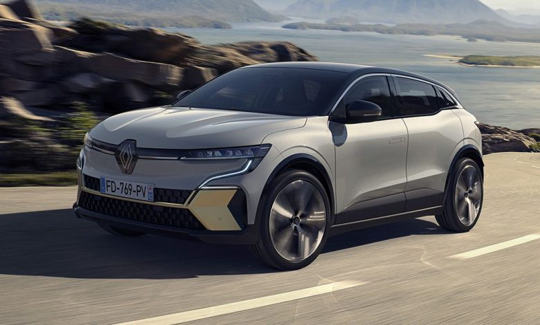 Renault Megane E-Tech Electric is specifically designed to thwart battery fires