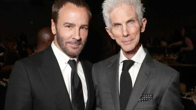 Richard Buckley, Fashion Editor and Husband to Tom Ford, Dead at 72