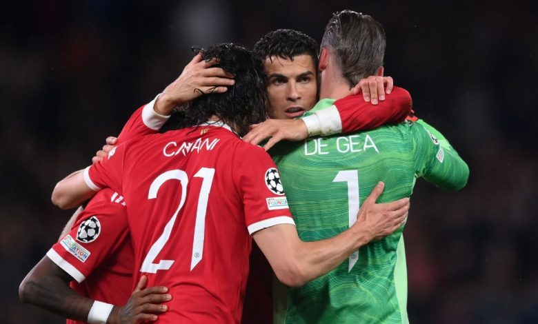 Ronaldo to the rescue for Manchester United in much-needed win for Solskjaer