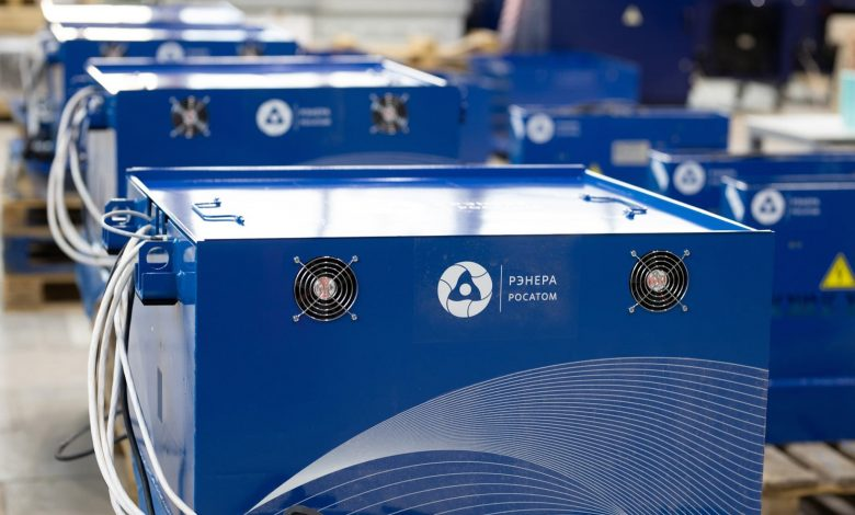 Rosatom to build Kaliningrad plant for lithium-ion cells and storage production